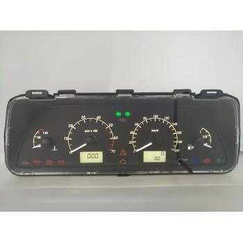 Комбинация приборов 2115-3801010 2110 2111 2112 2115 2123 Chevrolet Niva с двумя ЖК