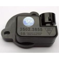 Датчик положения рейки топливного насоса высокого давления (ТНВД) 3502.3855 (35023855)