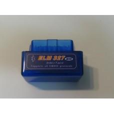 Диагностический OBD II сканер v2.1 Bluetooth (ELM327 совместимый)