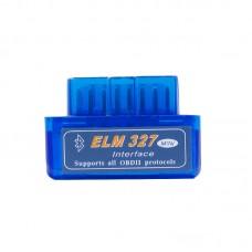Диагностический OBD II сканер v1.5 Bluetooth ELM327 чип