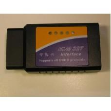 Диагностический OBD II сканер v1.5 Wi-Fi  ELM327 две платы, чип PIC18F25K80